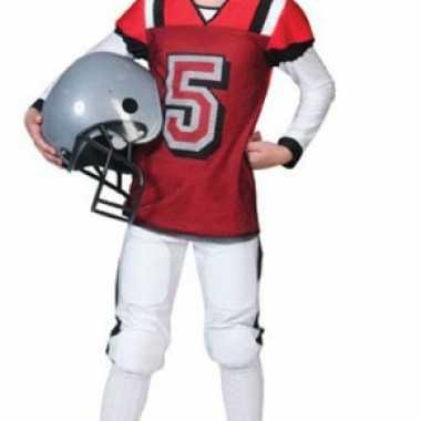 American football carnavalpak voor kids