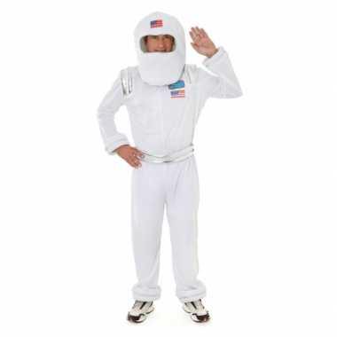 Astronauten carnavalpak met helm