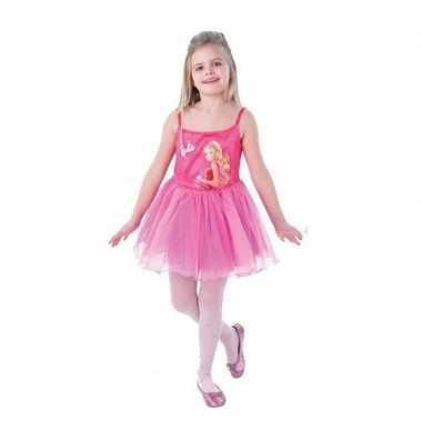 Barbie ballerina carnavalpak voor meisjes