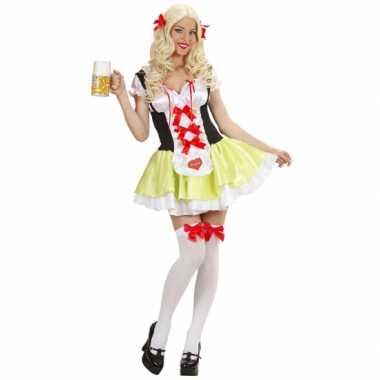 Biermeisje carnavalpak voor volwassenen