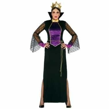 Boze stiefmoeder carnavalpak voor dames
