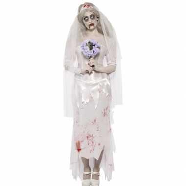 Bruid carnavalpak Halloween