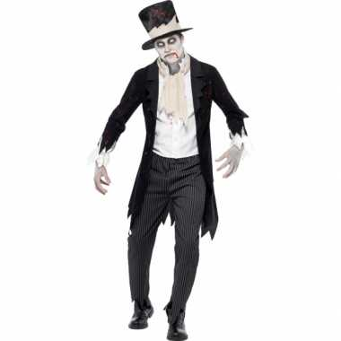 Bruidegom carnavalpak Halloween