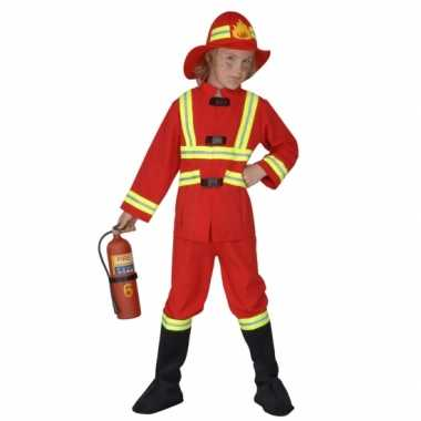 Carnavalpak brandweer carnavalpak