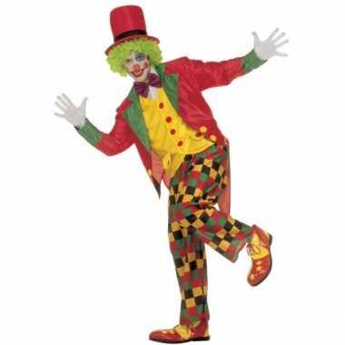 Carnavalpak clown pak