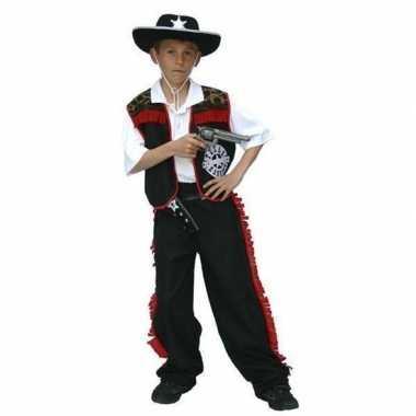 Carnavalpak cowboy carnavalpak voor jongens