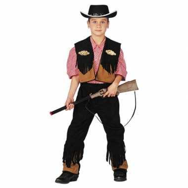 Carnavalpak cowboy pak kind