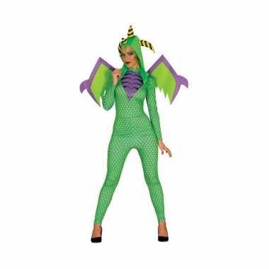 Carnavalpak draak carnavalpak voor dames