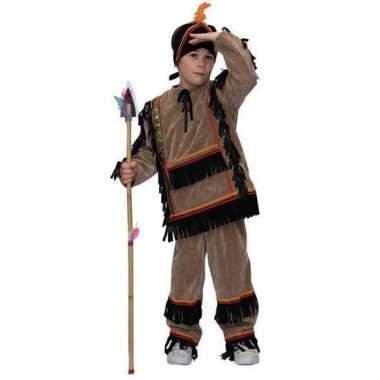Carnavalpak indiaan jongen