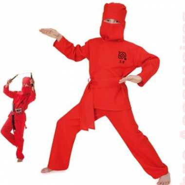 Carnavalpak ninja voor kids