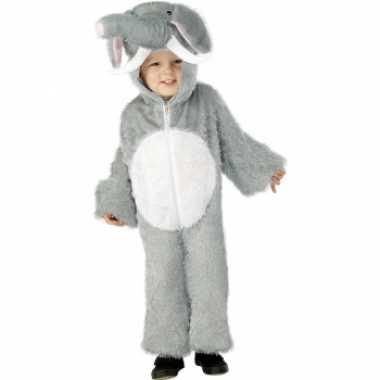 Carnavalpak olifant voor kinderen