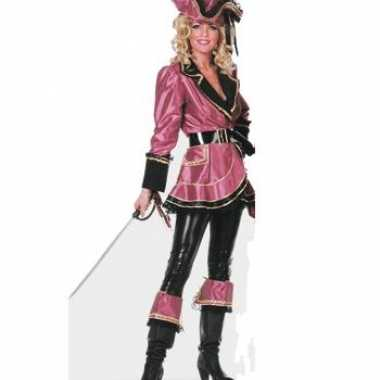 Carnavalpak Piraat dames