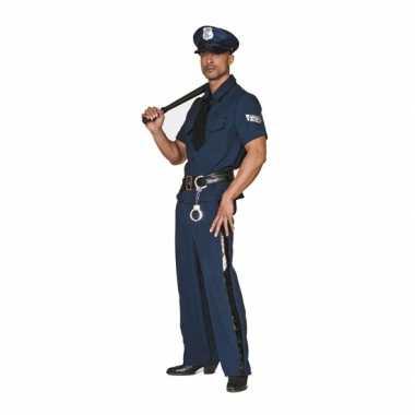 Carnavalpak Politie pak big size