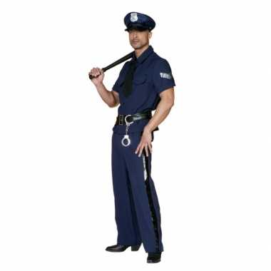 Carnavalpak Politie pak