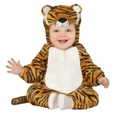 Carnavalpak tijger carnavalpak voor peuters