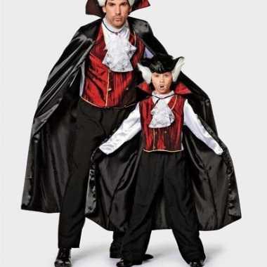 Carnavalpak Vampier pak heren