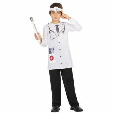 Carnavalpak voor kinderen dokter