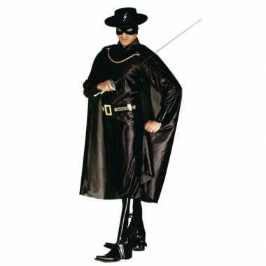 Carnavalpak Zorro pak heren