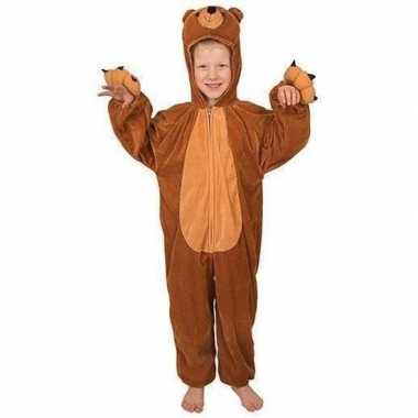 Carnavals kinder beren carnavalpak