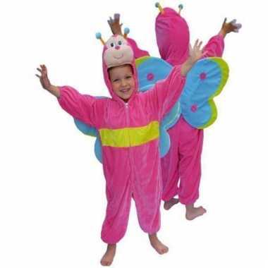 Dieren carnavalpak Vlinder