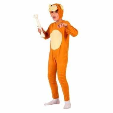 Dierenpak hond/honden verkleed carnavalpak voor kinderen
