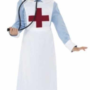 Eerste Wereldoorlog verpleegster carnavalpak