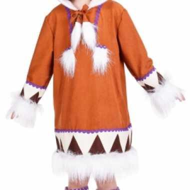 Eskimo carnavalpak voor meisjes