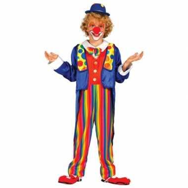 Feest carnavalpak clown