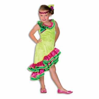 Flamenco carnavalpak voor meisjes