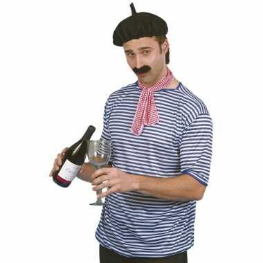 Franse man carnavalpak