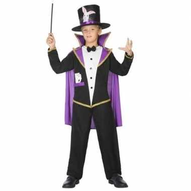 Goochelaar verkleed pak/carnavalpak voor kinderen