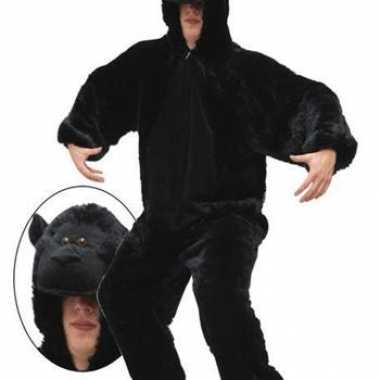 Gorilla carnavalpak voor volwassenen
