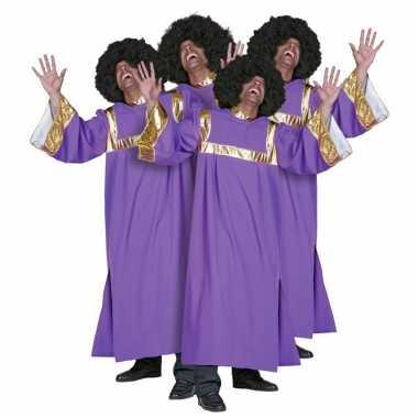 Gospel koor carnavalpak