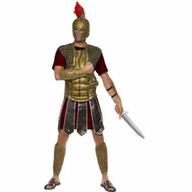 Griekse held carnavalpak Perseus