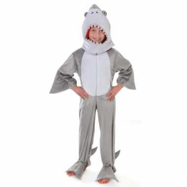 Haaien carnavalpak voor kinderen