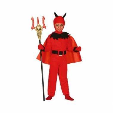 Halloween carnavalpak duivel voor kinderen