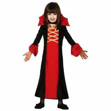 Halloween carnavalpak meisjes vampier