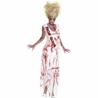 Halloween zombie carnavalpak voor dames