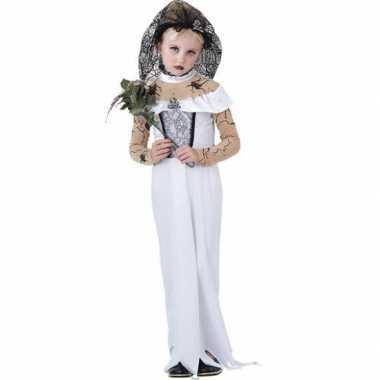 Halloween zombie carnavalpak voor meisjes