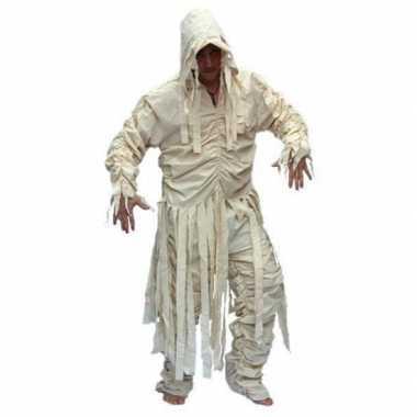 Heren mummie carnavalpak