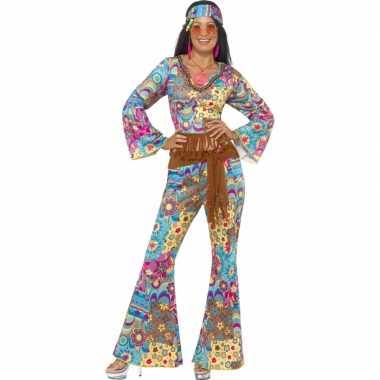 Hippie carnavalpak voor dames