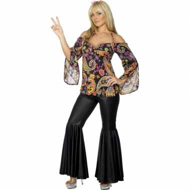 Hippie dames carnavalpak
