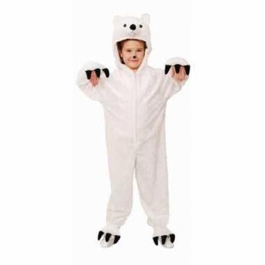 IJsberen carnavalpak voor kinderen