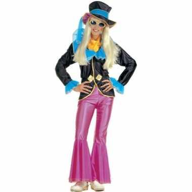Jaren 70 carnavalpak voor dames