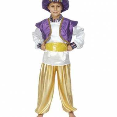 Jongens carnavalpak Aladdin