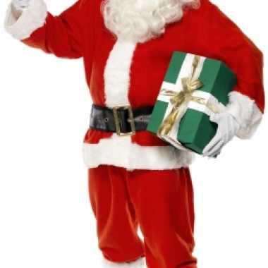 Kerstman carnavalpak voor heren