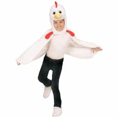 Kippen carnavalpak voor peuters