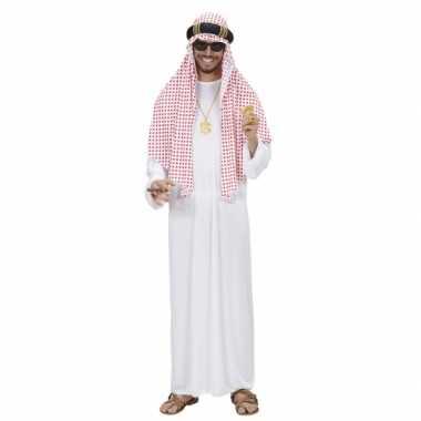 Luxe Arabische man carnavalpak