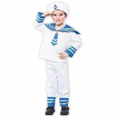 Matrozen carnavalpak voor een jongen