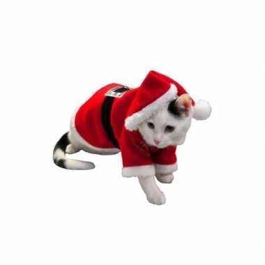 Mini kerst carnavalpak voor huisdieren